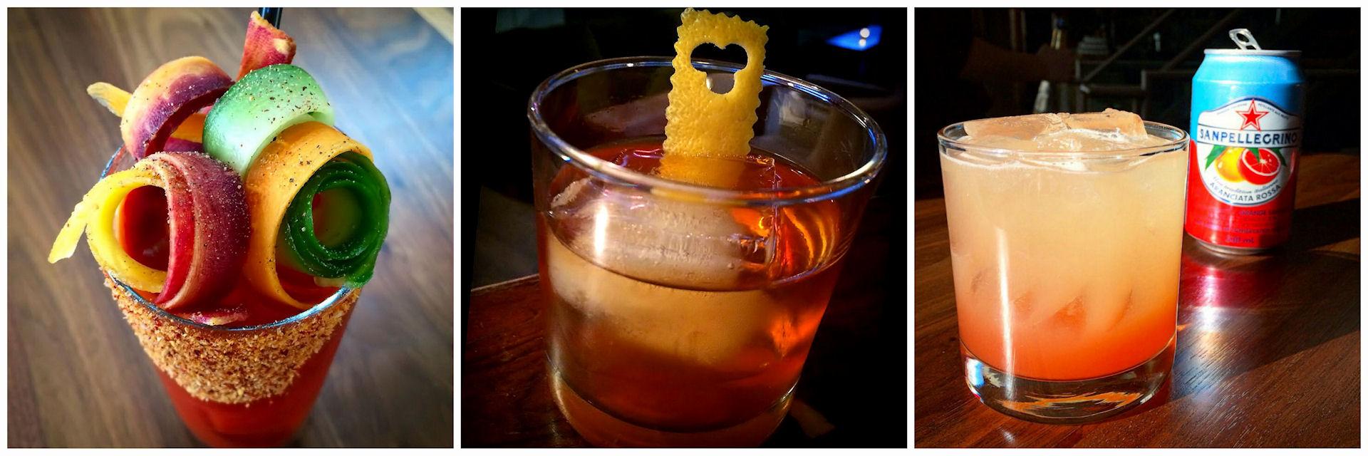 Picture of Kris Bahamondes Cocktails