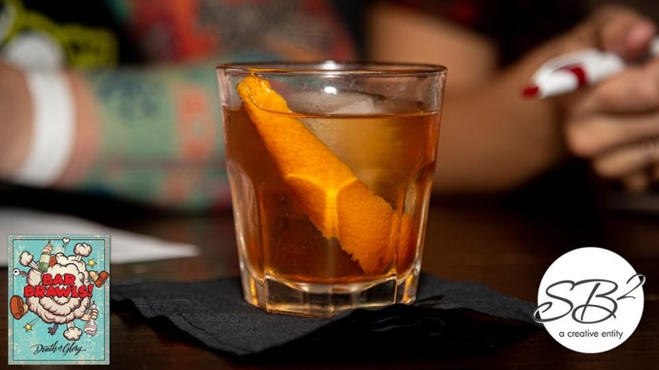 Jessi Harris' old fashioned cocktail