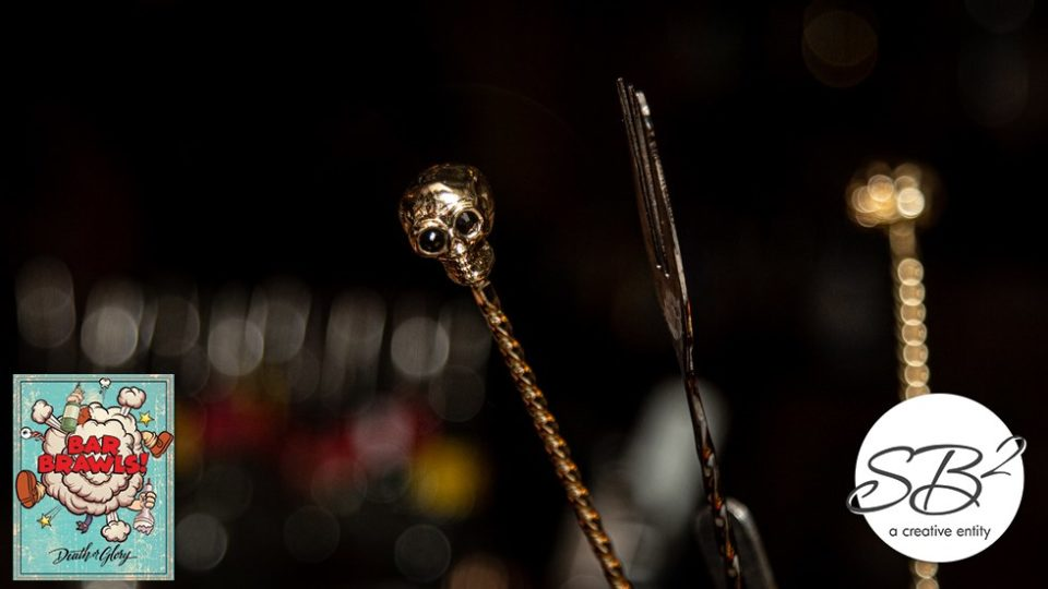Photo of skull bar spoon  Photo Credit: Emiliano Brooks