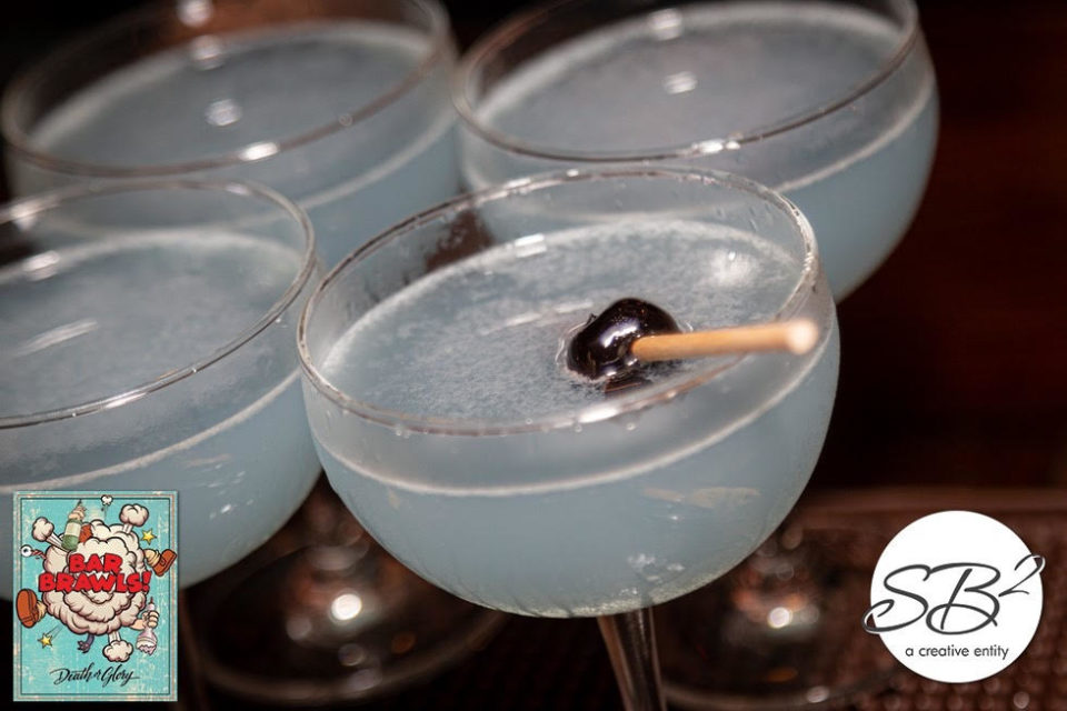 Photo of the Aviaition martini Photo Credit: Emiliano Brooks