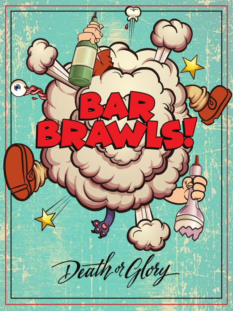 Image of the Bar Brawls poster
