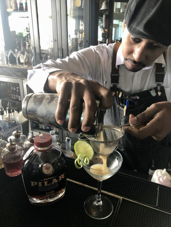 Picture of Bartender JP Belonni